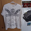 Megiddon - TShirt or Longsleeve - Megiddon : Covered by Blood, Burning Inside