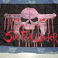 Six Feet Under - Other Collectable - Six Feet Under : Bloodskull - Flag