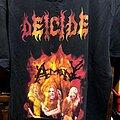 Deicide - TShirt or Longsleeve - Deicide tshirt