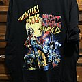 Ozzy Osbourne - TShirt or Longsleeve - Ozzy Monsters of Rock night of the living Shred Tshirt