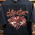 Cliteater - TShirt or Longsleeve - Cliteater Scream Bloody Clit Tshirt , death metal , Netherlands