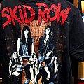 Skid Row - TShirt or Longsleeve - Skid Row • Europe Tour Tshirt
