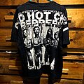 Red Hot Chili Peppers - TShirt or Longsleeve - R.H.C.P. Socks on cocks Tshirt