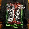 Rob Zombie - TShirt or Longsleeve - Rob Zombie • Alice Cooper • Gruesome Twosome Tshirt