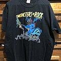 Ozzy Osbourne - TShirt or Longsleeve - Monsters of Rock Ozzy Tshirt