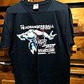 Lamb Of God - TShirt or Longsleeve - MTV 2 • Headbangers Ball the Tour Tshirt