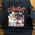 Cliteater - TShirt or Longsleeve - Cliteater clit em all Tshirt