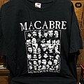 Macabre - TShirt or Longsleeve - Macabre tshirt