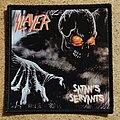 Slayer - Patch - Slayer Patch - Satans Servants