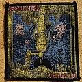 Sepultura - Patch - Sepultura Patch - Chaos A.D.