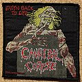 Cannibal Corpse - Patch - Cannibal Corpse Patch - Eaten Back To Life
