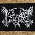 Mayhem - Patch - Mayhem Patch - Logo