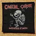 Cannibal Corpse - Patch - Cannibal Corpse Patch - Butchered At Birth