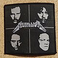 Metallica - Patch - Metallica Patch - Faces