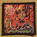 Slayer - Patch - Slayer Patch - Turning Tue Crooked Cross