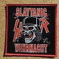 Slayer - Patch - Slayer Patch - Slaytanic Wehrmacht
