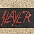Slayer - Patch - Slayer Patch - Logo Stripe