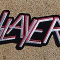 Slayer - Patch - Slayer Patch - Logo Shape