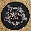 Slayer - Patch - Slayer Patch - Pentagram Logo