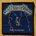 Metallica - Patch - Metallica Patch - Ride The Lightning