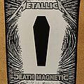 Metallica - Patch - Metallica Backpatch - Death Magnetic