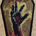 Slayer - Patch - Slayer Patch - Christ Illusion Coffin Shape