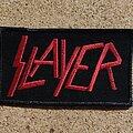 Slayer - Patch - Slayer Patch - Logo