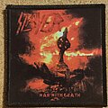Slayer - Patch - Slayer Patch - War With Death