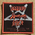 Slayer - Patch - Slayer Patch - Combat Tour '85