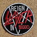 Slayer - Patch - Slayer Patch - Reign In Blood Circle