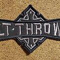 Bolt Thrower - Patch - Bolt Thrower Patch - Logo Shape
