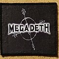 Megadeth - Patch - Megadeth Patch - Cryptic Writings