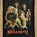 Megadeth - Patch - Megadeth Photo Patch