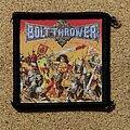 Bolt Thrower - Patch - Bolt Thrower Patch - War Master