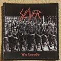 Slayer - Patch - Slayer Patch - War Ensemble