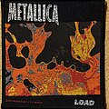 Metallica - Patch - Metallica Patch - Load
