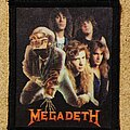 Megadeth - Patch - Megadeth Patch - Bandphoto