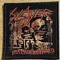 Slayer - Patch - Slayer Patch - Psychopathy Red