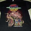 Rings Of Saturn - TShirt or Longsleeve - L size Biotic Chaos Tshirt + Embryonic Anomaly 2021