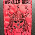 Manilla Road - Patch - Smiling Jack - Patch