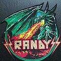 Randy - Patch - Randy - Anthology Patch
