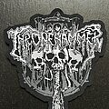 Thronehammer - Patch - Logo Patch, Shaped Incantation Rites