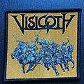 Visigoth - Patch - Conqueror's Oath - Patch, Black Border