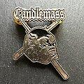 Candlemass - Pin / Badge - Candlemass - Skull - Pin