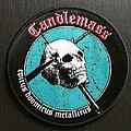 Candlemass - Patch - Candlemass - Epicus Doomicus Metallicus - Patch