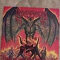 Massacre - Tape / Vinyl / CD / Recording etc - Massacre 2 lps translucent orange. vinyl 1986 live Florida show HHR 250 made