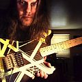 Other Collectable - KRAMER - '84 American Standard (w/ custom EVH paint/motif) guitar