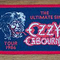 Ozzy Osbourne - The Ultimate Sin Tour 1986