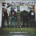 3 Inches Of Blood - Live At Mushroom : Vol. III (signed)