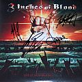 3 Inches Of Blood - Live At Mushroom : Vol. II (signed)